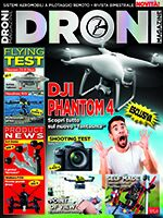 Copertina Droni Magazine n.6