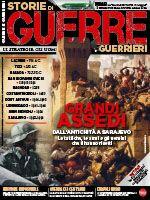 Copertina Guerre e Guerrieri n.13