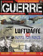 Copertina Guerre e Guerrieri n.21