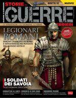 Copertina Guerre e Guerrieri n.3