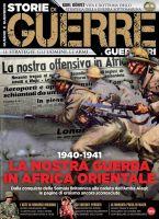 Copertina Guerre e Guerrieri n.33