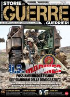 Copertina Guerre e Guerrieri n.36