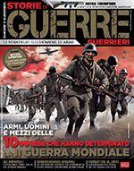 Copertina Guerre e Guerrieri n.8