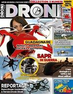 Copertina Droni Magazine Anthology n.1
