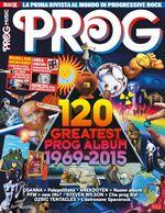 Copertina Classic Rock Prog Extra n.1