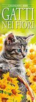 Copertina Gatto Magazine Compiega/Gatti nei Fiori n.7