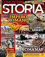 Copertina Conoscere la Storia Anthology Extra n.12