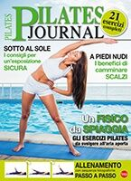 Copertina Pilates Journal n.10