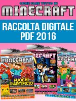 Come Fare tutto in Minecraft Raccolta Pdf (digitale) n.1