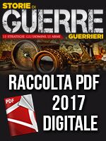 Copertina Guerre e Guerrieri Raccolta Pdf (digitale) n.2
