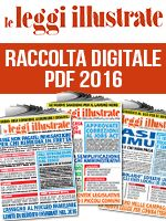 Leggi Illustrate Raccolta Pdf (digitale) n.1