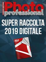 Copertina Professional Photo Raccolta pdf (digitale) n.3