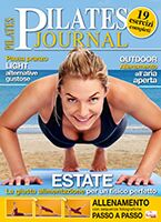 Copertina Pilates Journal Mega n.9