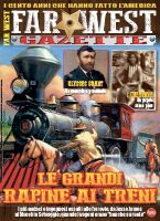 Copertina Far West Gazette n.10