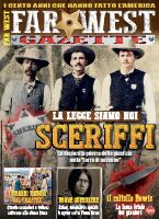Copertina Far West Gazette n.12