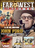 Copertina Far West Gazette n.14