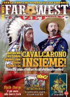 Copertina Far West Gazette n.20