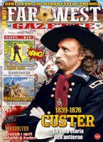 Copertina Far West Gazette n.21