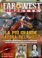Copertina Far West Gazette n.22