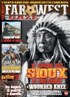 Copertina Far West Gazette n.4