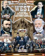 Copertina Far West Gazette Speciale n.1