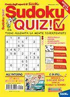 Copertina Sudoku Quiz n.10