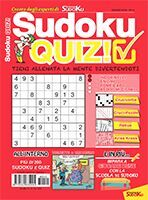 Copertina Sudoku Quiz n.12
