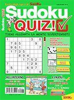 Copertina Sudoku Quiz n.13