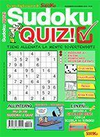 Copertina Sudoku Quiz n.25