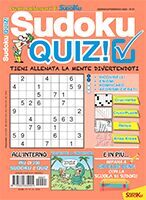 Copertina Sudoku Quiz n.27