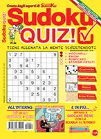 Copertina Sudoku Quiz n.29