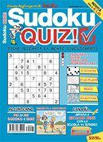 Copertina Sudoku Quiz n.3