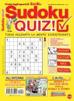 Copertina Sudoku Quiz n.33