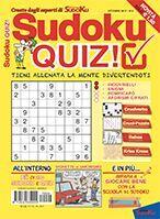 Copertina Sudoku Quiz n.4