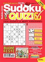 Copertina Sudoku Quiz n.6
