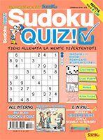 Copertina Sudoku Quiz n.8