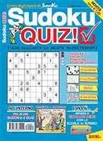 Copertina Sudoku Quiz n.9
