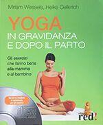 Copertina Yoga in gravidanza dopo il parto n.1