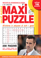Copertina Maxi Puzzle n.151