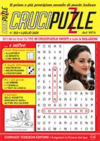 Copertina Crucipuzzle n.553