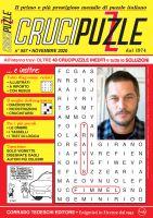 Copertina Crucipuzzle n.557