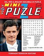Copertina Minipuzzle n.511