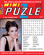 Copertina Minipuzzle n.533