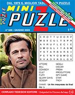 Copertina Minipuzzle n.536