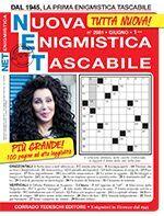 Copertina Nuova Enigmistica Tascabile n.2981
