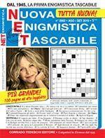 Copertina Nuova Enigmistica Tascabile n.2982