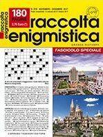 Copertina Raccolta Enigmistica n.218