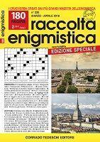 Copertina Raccolta Enigmistica n.220