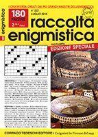 Copertina Raccolta Enigmistica n.222