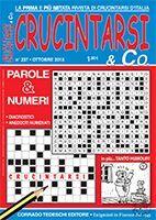 Copertina Crucintarsi & Co n.237